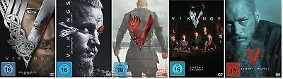 Vikings Staffel 1-4.2 (1+2+3+4.1+4.2) DVD Set NEU OVP