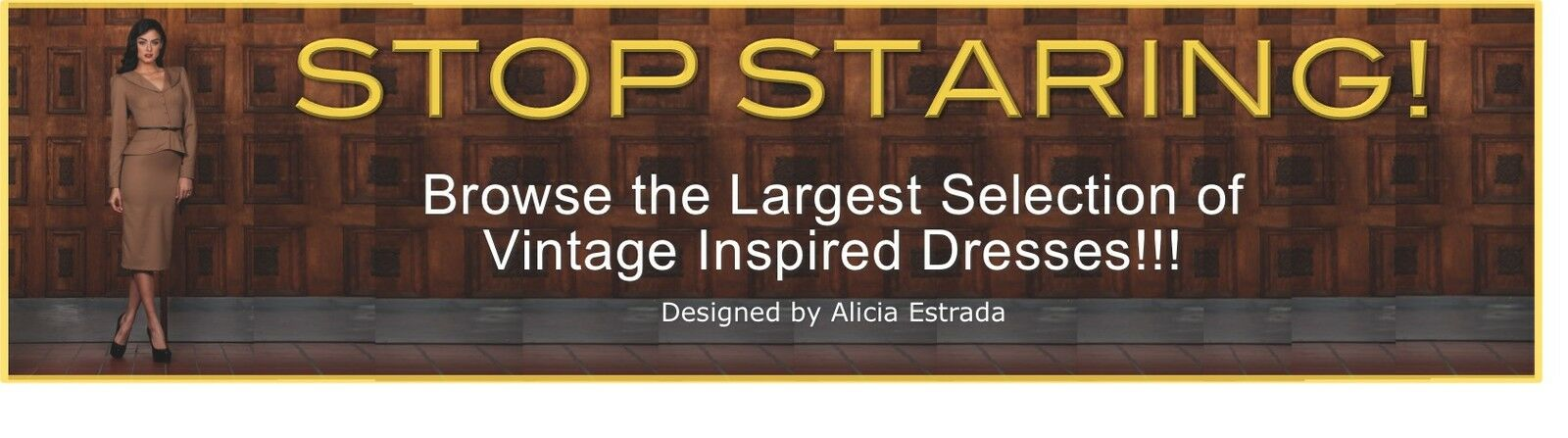 Stop Staring! Designs