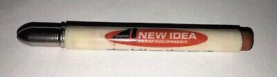 Vintage Avco New Idea Farm Equipment Bullet Pencil Advertising