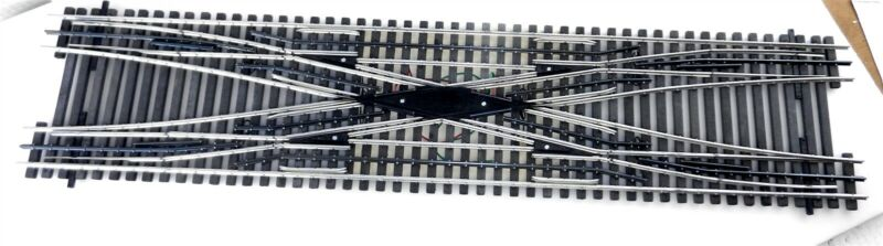 RIGHT-OF-WAY INDUSTRIES ~ O SCALE DOUBLE CROSSOVER ~ NEW UNRUN MINT ~ MS