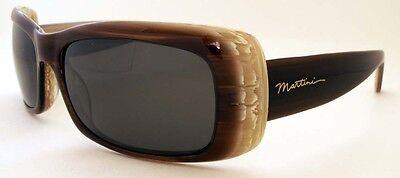 Ultra Polarized Glass Martini M42-BC-GL1 Fashion Sunglasses & Maui Jim Cloth