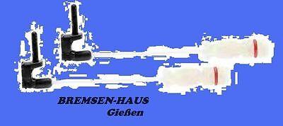 2x Warnkontakt/Verschleißanzeiger vorne Mercedes CLK-Klasse (W208) Bj 97-02