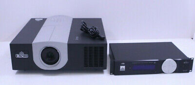 Runco VX-1000D Home Theater Projector Complete With Processor (New Bulb)  ()