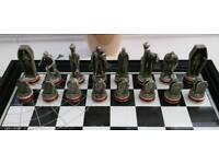 Hammer Horror Chess Set