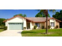 4 BED VILLA IN INDIAN RIDGE KISSEMMEE GREAT RATES 77POUNDS P/N ALL YEAR