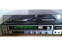 Record Player and Tape Deck Sanyo G2711-Super-2