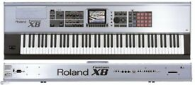 Keyboard - Roland Fanton X8 Workstation - near mint condition Creative Keyboard!