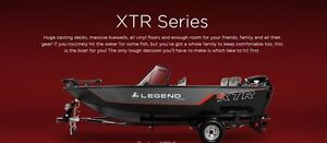 2017 Legend Boats 20 XTR $76. per week *o.a.c. All-In Price
