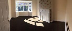 Large 3 bed upper flat for rent, Axbridge Gardens, Benwell, Newcastle. NE4