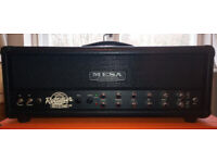 Mesa Boogie Single Rectifier Rectoverb 50w tube amp head, series one