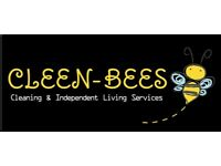 Cleen-Bees Cleaning & Independent Living Services