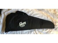 GIBSON USA PADDED GIG BAG BY TKL. GREAT CONDITION.