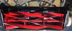 "lawnmower cassette 17"";(43cm) FULLY Refurbished to fit Qualcast Atco Suffolk Webb"