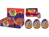 Cadbury Cream/Creme Eggs