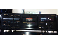 Teac V-1050 3-head cassette deck