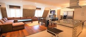 3 Bedroom Penthouse in Great Portland Street