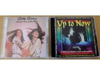 2 FOLK MUSIC CD'S BY ICONIC ARTISTS