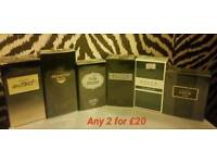 Avon Men's perfume Any 2 for £20