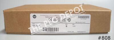 2019 Sealed Allen Bradley 1756-l73 B Controllogix Processor Fw 1.010 808