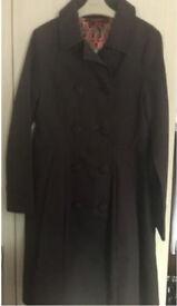 Girls Ted Baker coat 11/12yrs
