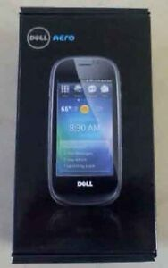 New Dell Aero GSM Android World Phone Unlock/WiFi/MP3-4/GPS, 5MP Camera, 30-Day