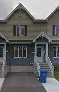Maison de ville à louer - Beauport - libre immédiatement