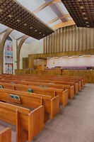 Church Service - The Church of Jesus Christ of Latter-Day Saints