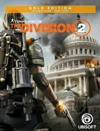Tom clancy's the division 2 gold edition for pc