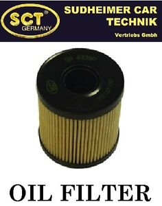 volvo c30 c70 s40 s80 v50 v70 2 0 diesel models oil filter new germany ebay. Black Bedroom Furniture Sets. Home Design Ideas