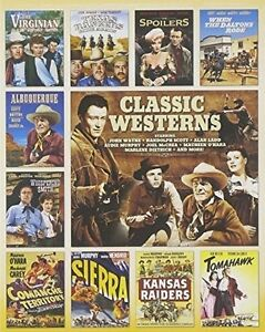 Classic Western movie collection