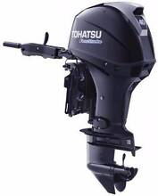 New 40HP Tohatsu outboard Special for Central Coast & Lake Macq Central Coast NSW Region Preview