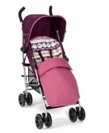 Brand new mamas and papas pushchair 0-3yr