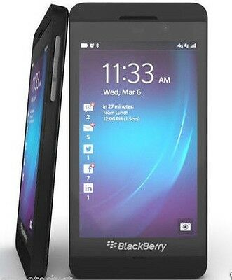 Used, NEW Blackberry Z10  16 GB 2 GB  white -  4G LTE IMPORTED Smartphone BBM WORKS for sale  India