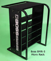 Microrack BOSS BMR-5 contre/for Case Rackmount 4U SKB Shallow X