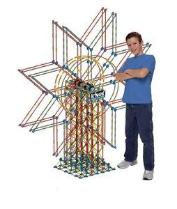 Giant 6-Ft K'nex Double Ferris Wheel