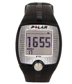 POLAR FT1 HEART RATE MONITOR - BOXED NEW