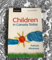 HREQ 1800: CHILDREN IN CANADA TODAY - PATRIZIA ALBANESE: 2nd Ed.