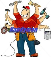 Handyman Renovation Services Hamilton/Burlington/Waterdown