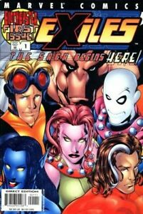 Complete EXILES Vol. 1 Collection