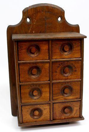 Apothecary Cabinet | EBay