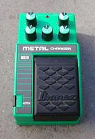 Ibanez Metal Charger MS10 (Nego/Echange)
