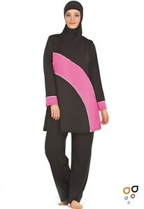 NEW Modest Ladies Swimwear, Burkini, Burqini Burquini, Bathingsu