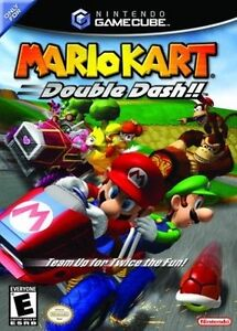Looking for Mario Kart Double Dash for GameCube
