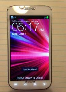 Samsung Galaxy S II (16GB, White, Unlocked)