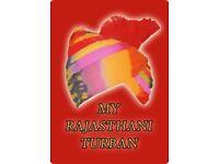 My Rajasthani Turban Wedding Pagri Tying Service Various Styles, Kenyan/Pakistani/Indian/Bangladeshi