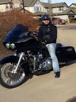 2009 Road glide with 103
