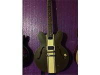 Epiphone ES-333 Tom DeLonge Signature guitar: hollow body SWAP OR NEAREST OFFER