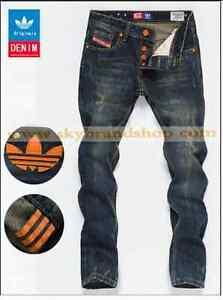JEANS Diesel & Adidas