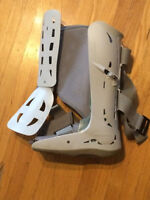 Used Left Boot AirCast
