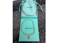 Genuine Tiffany bracelet